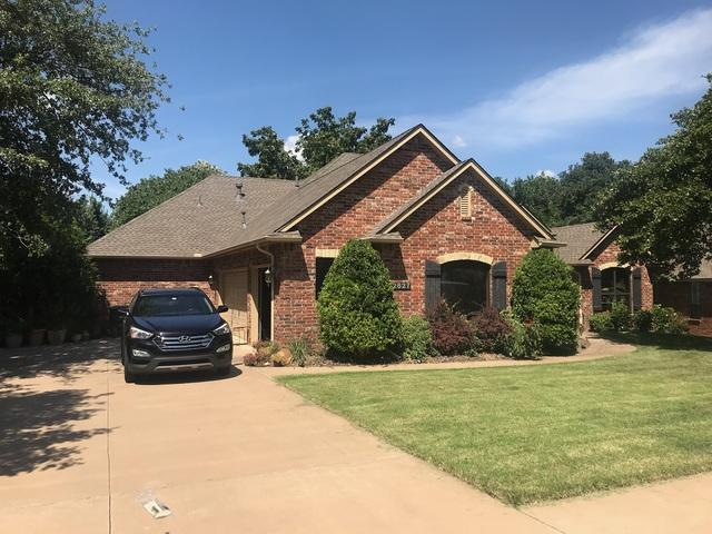 Residential Roof Replacement in Edmond, OK