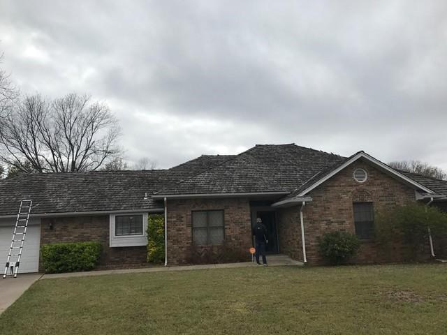 New Roof Install in Seminole, OK