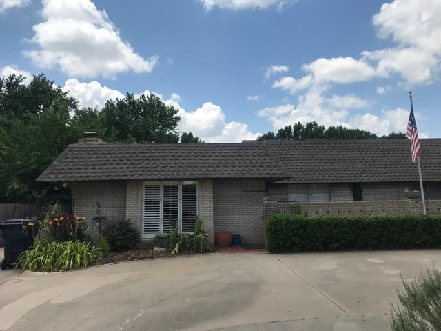 Duplex roof Replaced in Oklahoma City, OK