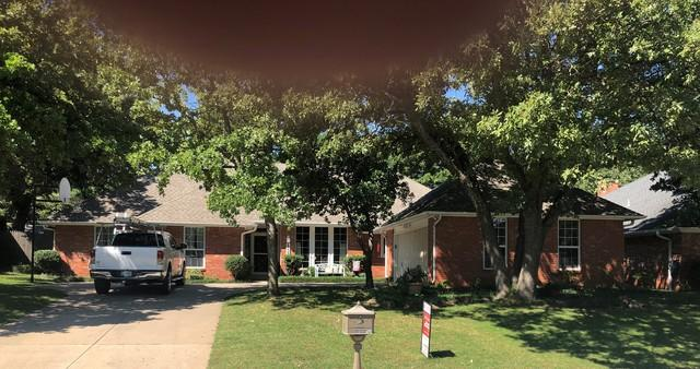 Edmond, OK - New roof Replacement