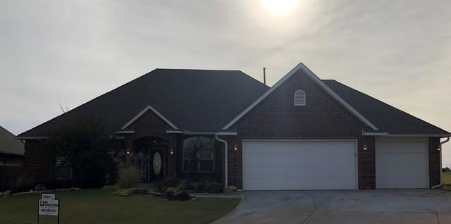 New Roof Install in Norman, OK