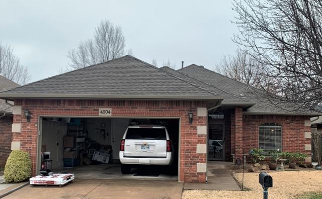 Edmond, OK - New Roof Installed