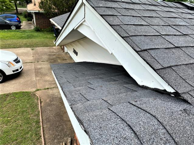 Duncan, OK - New Roof Installation