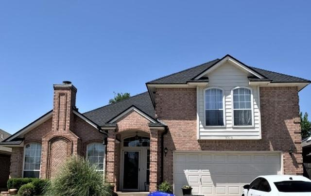 Shingled Roof Replaced - Norman, OK