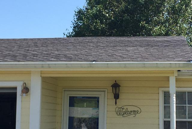 New Roof and facelift to Shawnee, OK home