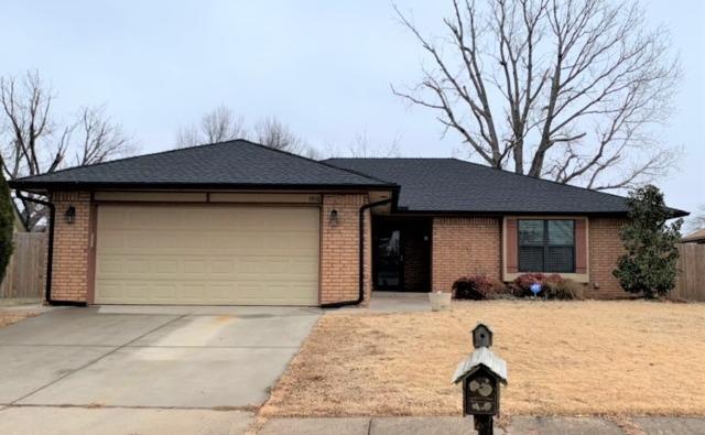 New roof, New look - Edmond, OK