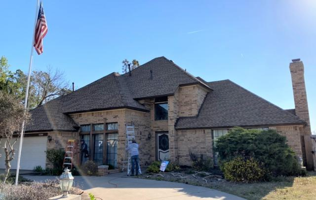 Roof and Gutters replaced - Oklahoma City