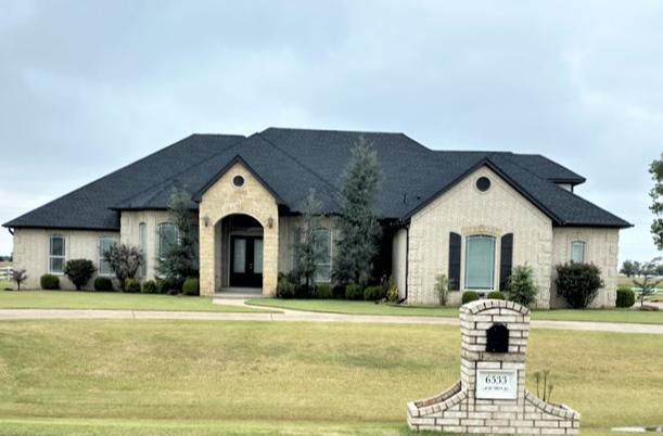 New Shingled Roof Install - Oklahoma City, OK