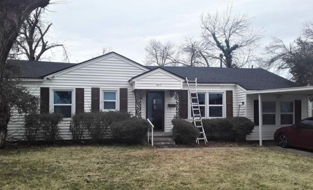Midwest City - New Roof
