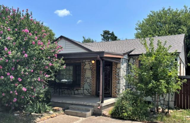 New roof and decking - Norman, OK