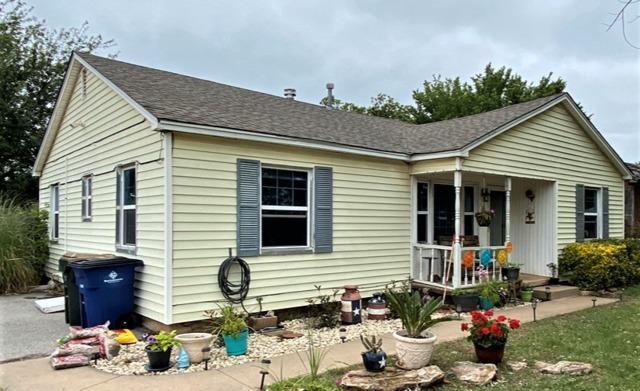 Duncan, OK - Money saving roof installed