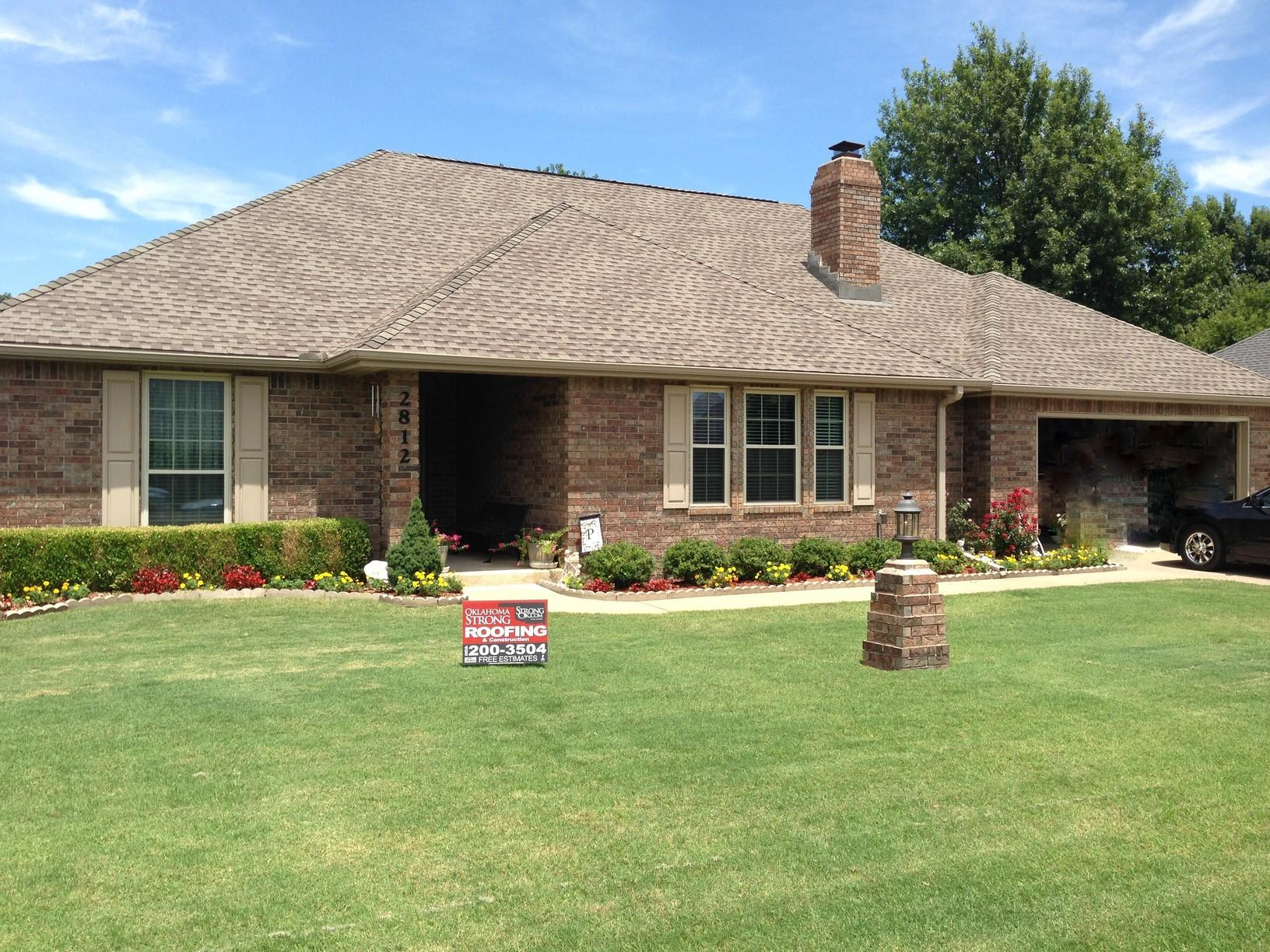 Muskoee, Ok Roof Replacement - After Photo