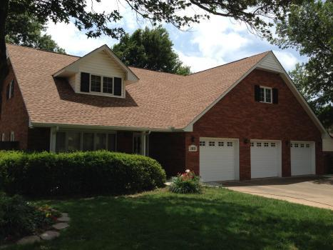 Roof Replacement Done in Muskogee, Oklahoma - After Photo