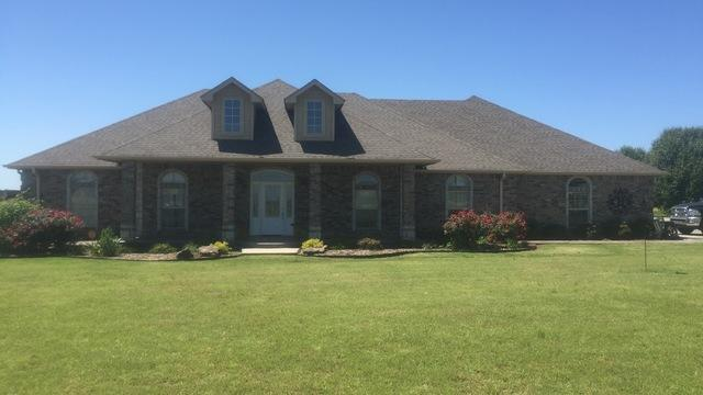 Roof Replacement Project in Duncan, Oklahoma