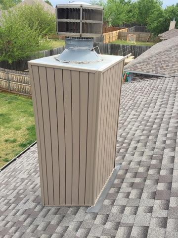 Chimney and Roof Repair in Edmond, Ok