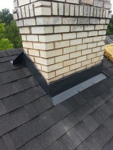 Chimney Repair Job in Oklahoma City, Ok
