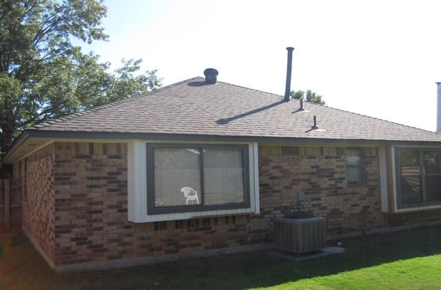 Yukon, Ok Roof Replacement - During and After