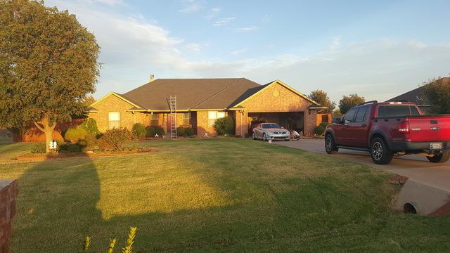 New Roof Replacement in Piedmont, Ok