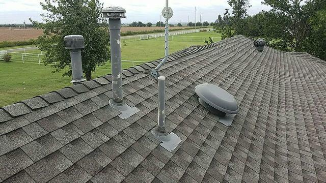 Beautiful Roofing Replacement in Piedmont, Ok