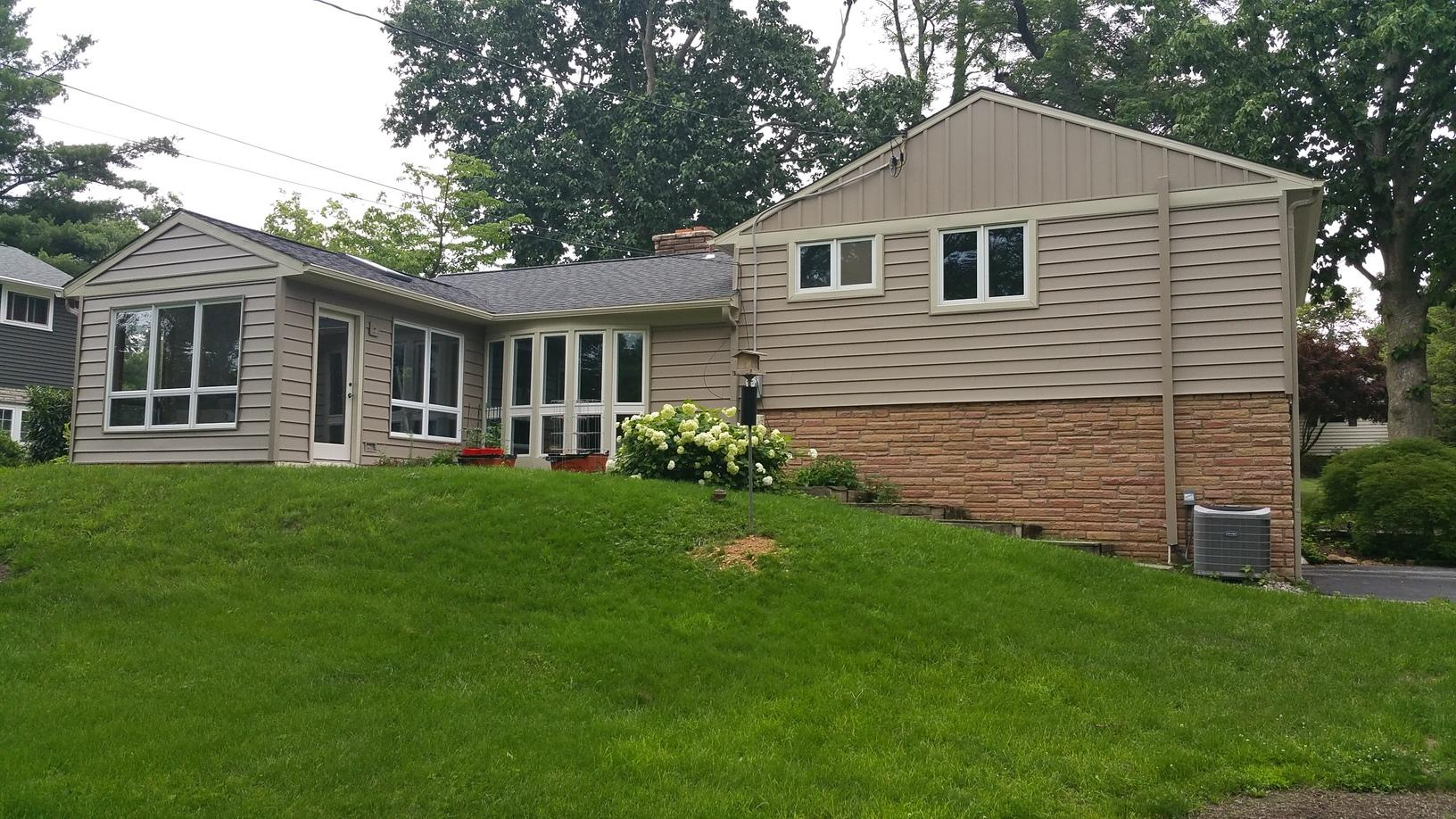 Roofing and Siding replacement in Paoli - Like a new house! - After Photo