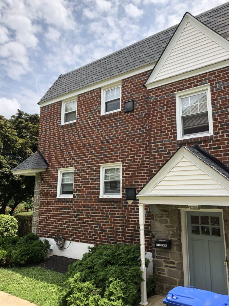Roof Replacement in Newtown Square, PA - After Photo