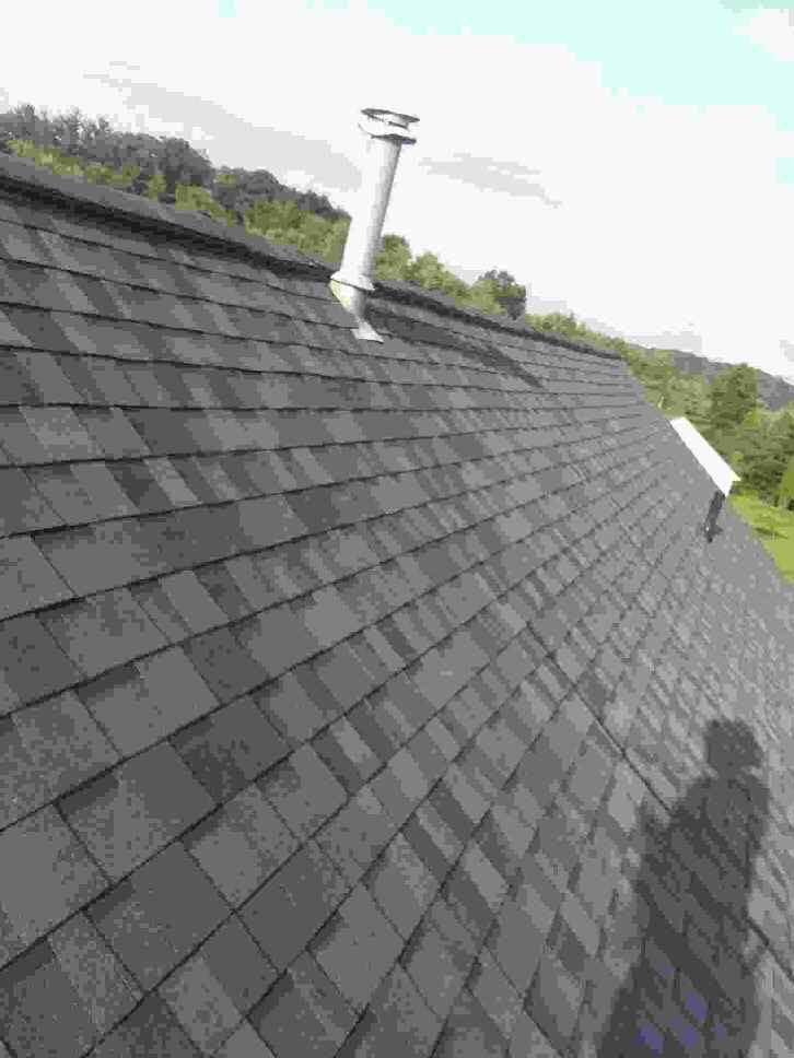 NEW ROOF/Roof Replacement - Certainteed Shingles - Collegeville PA - After Photo