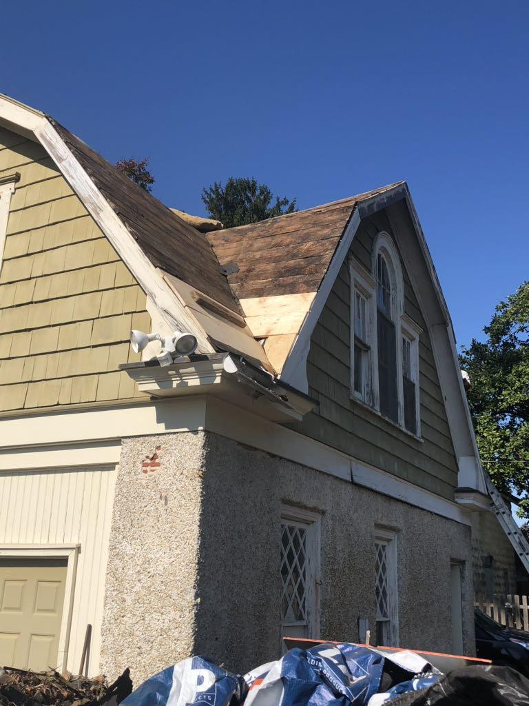 Roof Replacement in Kennett Square, PA - Before Photo