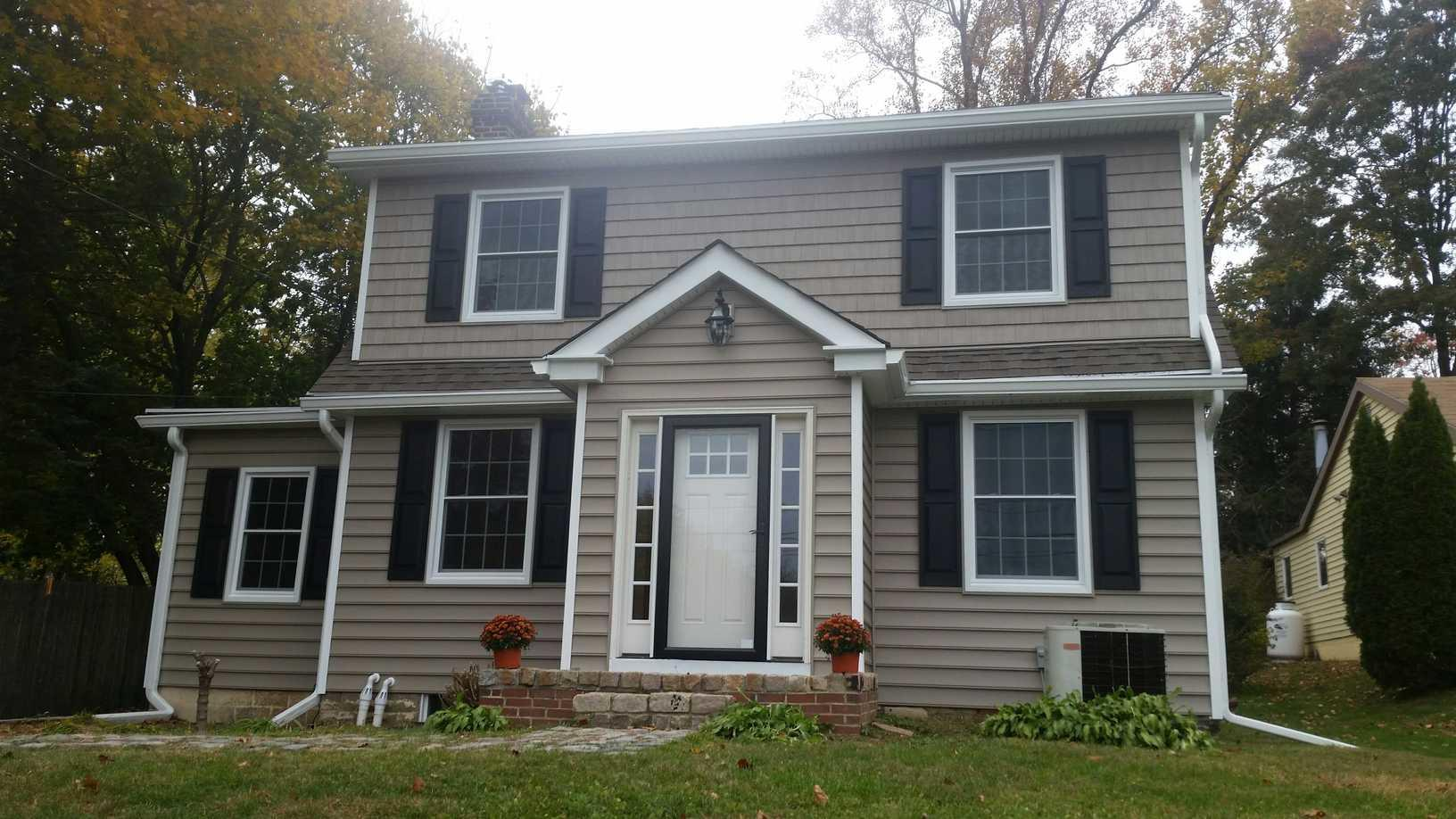Siding and Window Replacement in Willow Grove, PA - After Photo