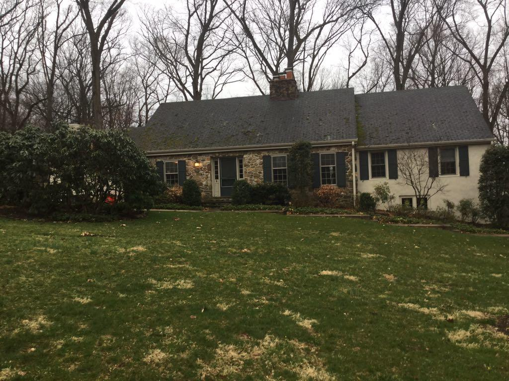 Roof Replacement in Devon, PA - Before Photo