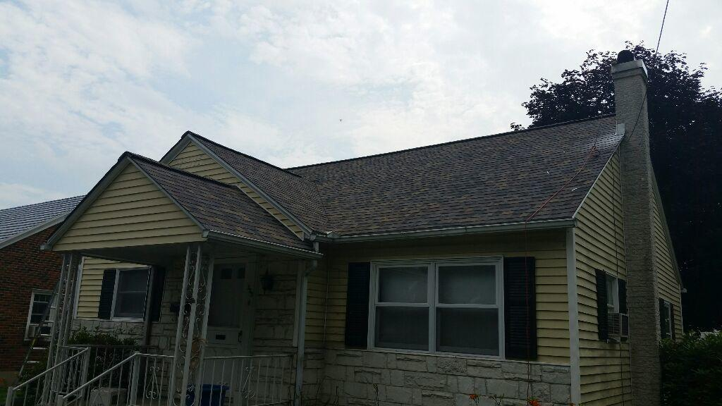 Roof Replacement in Kutztown - After Photo