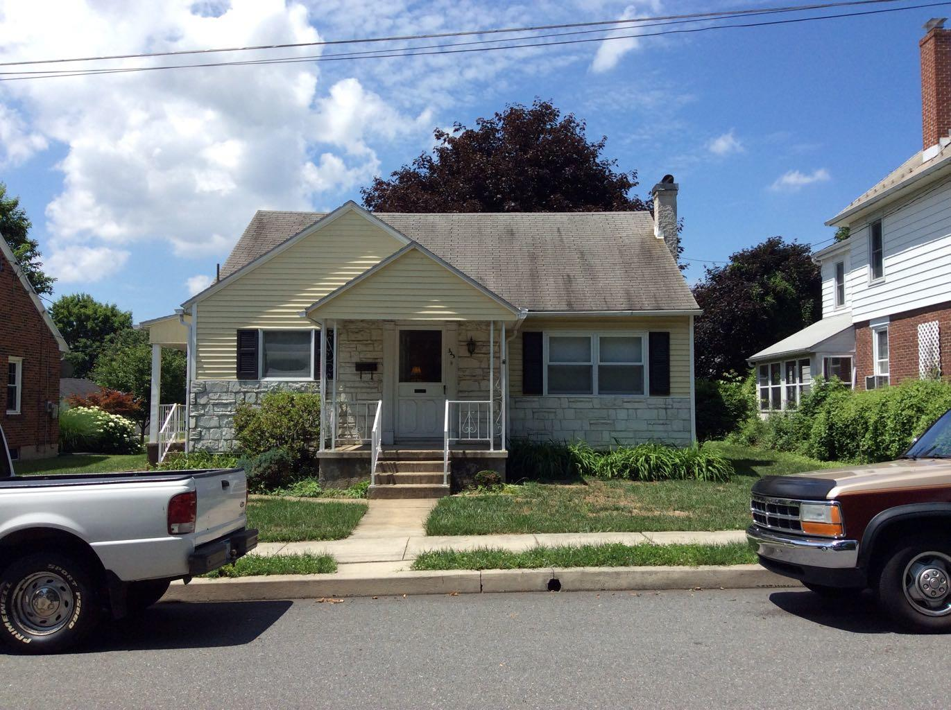 Roof Replacement in Kutztown - Before Photo