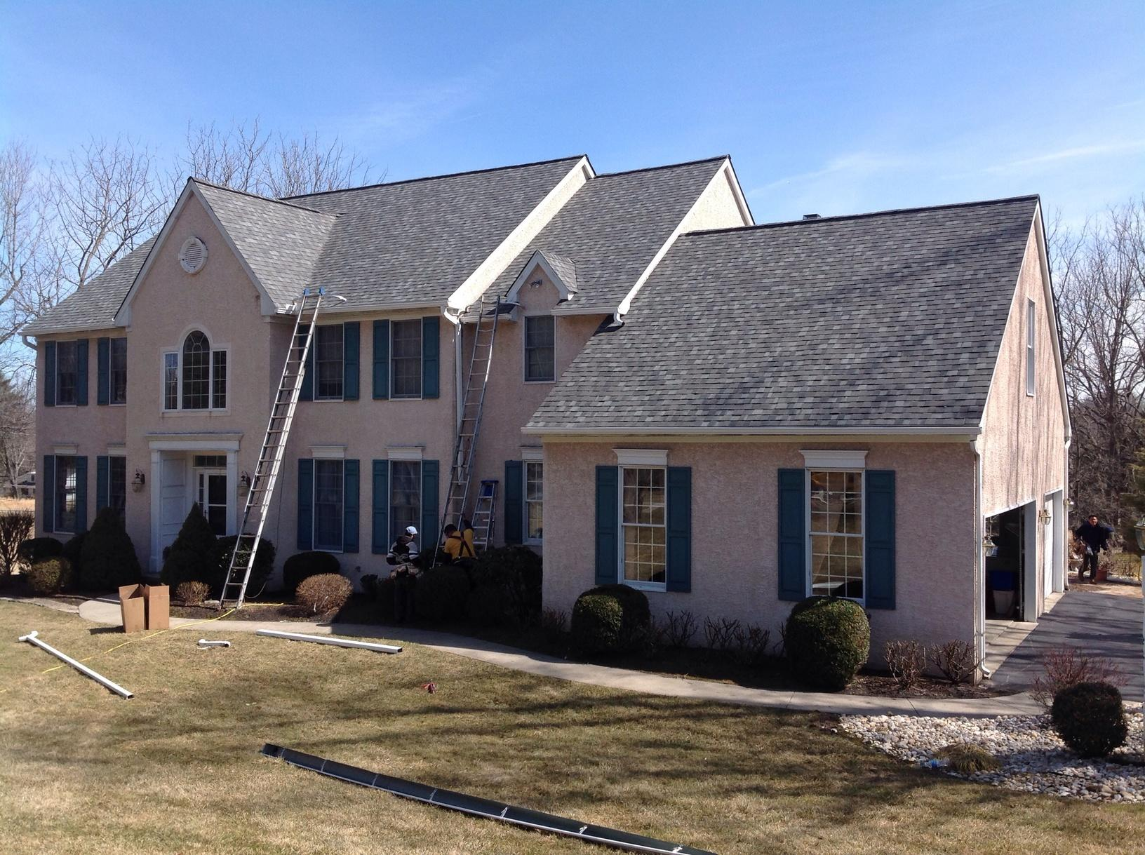 Roof Replacement in West Chester, PA - After Photo