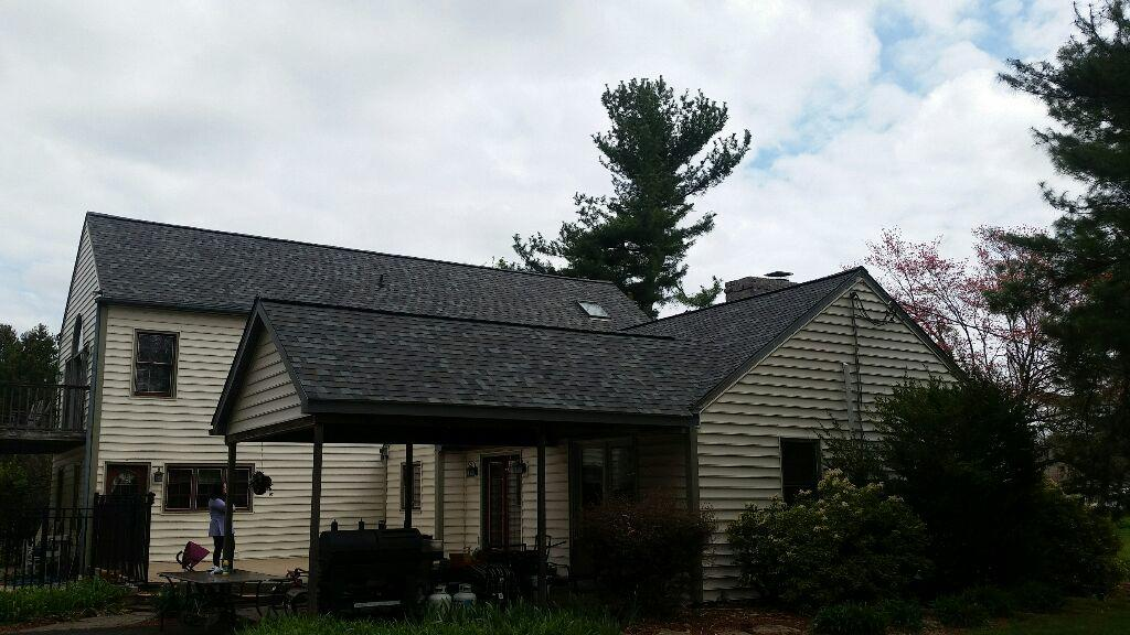 Roof Replacement in Doylestown, PA - After Photo