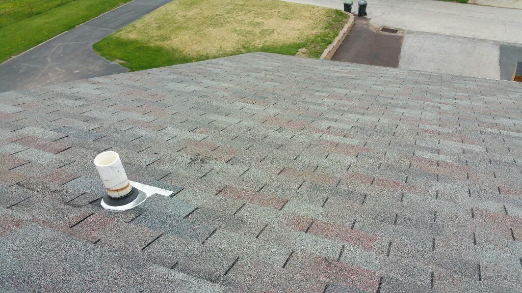 Roof Leak Repair - Pipe Collar in Phoenixville, PA - After Photo
