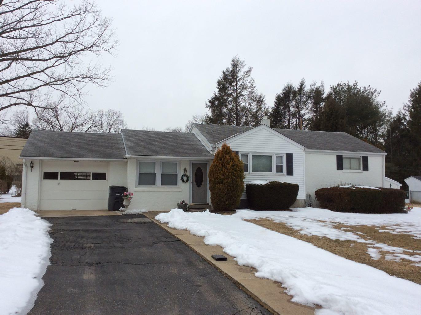 West Chester, PA Asphalt Shingle Roof Replacement - Before Photo