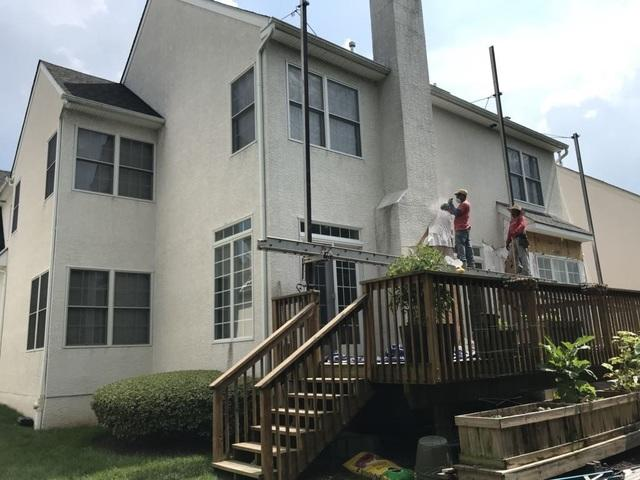 Chester Springs PA Stucco Removal and Siding Installation