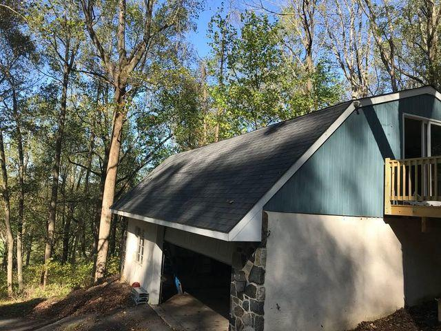 Garage Roof Replacement in Landenburg - After Photo