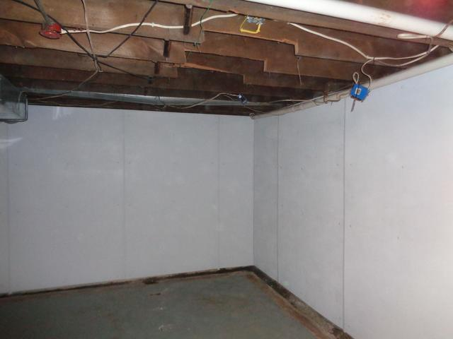Transformed a Damp, Dark Basement in Utica, NY