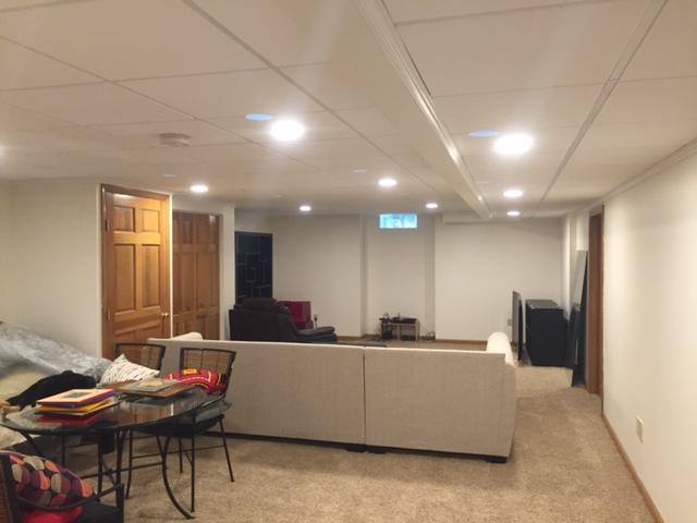 Schenectady, NY Ceiling Restoration