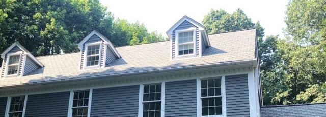 A Gorgeous New Roof Installation in Greenwich, CT