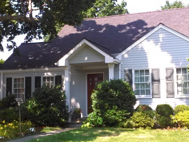 CertainTeed Independence Charcoal Black Shingle Roof Replacement in White Plains, NY - After Photo