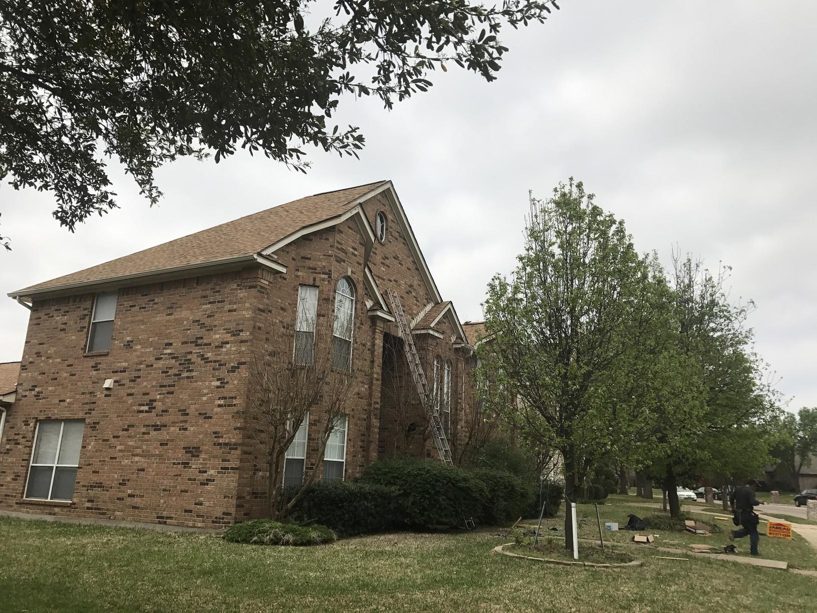 Roofing Replacement in Plano, TX - After Photo