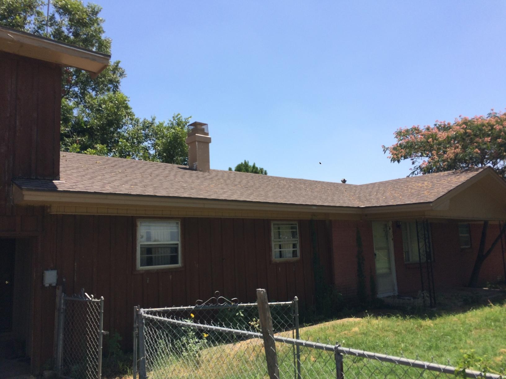 30 Year Roof in Stephenville, TX - Before Photo