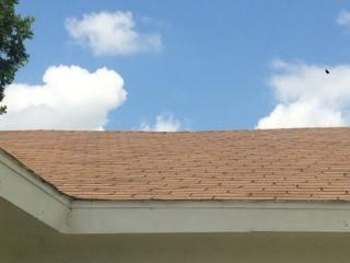 30 Year Laminate - Roof Replacement in Benbrook, TX - Before Photo