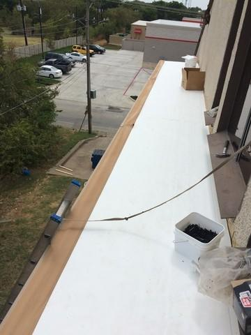 Roof Replacement in North Richland Hills, TX - After Photo