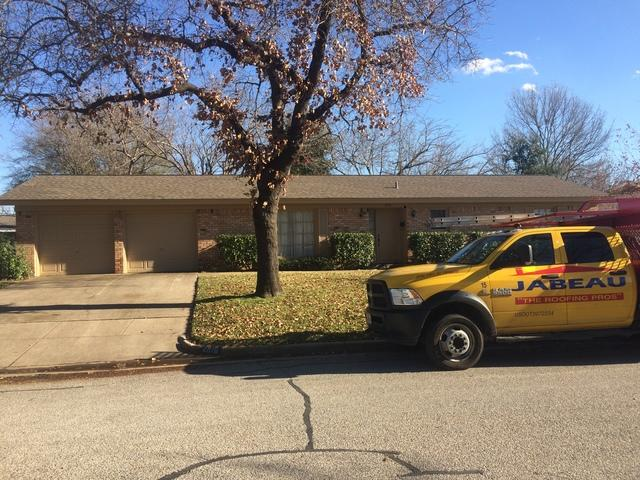 Roofing in North Richland Hills, Texas - After Photo