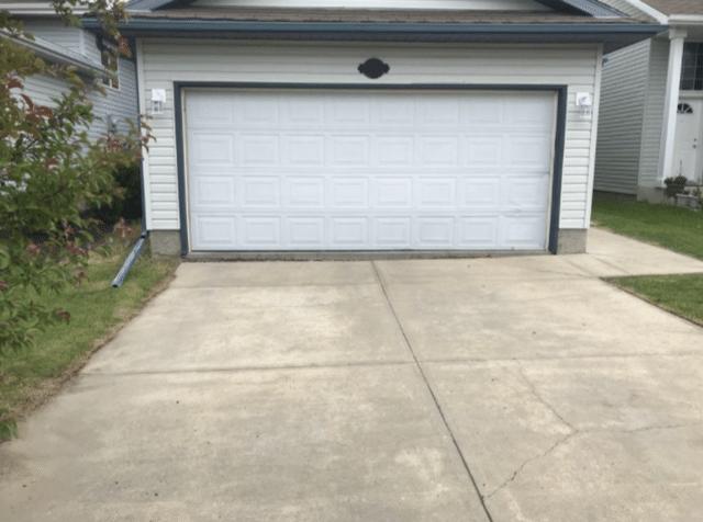 Sunken Driveway Creating a Massive Drop Between Garage and Driveway Part 2