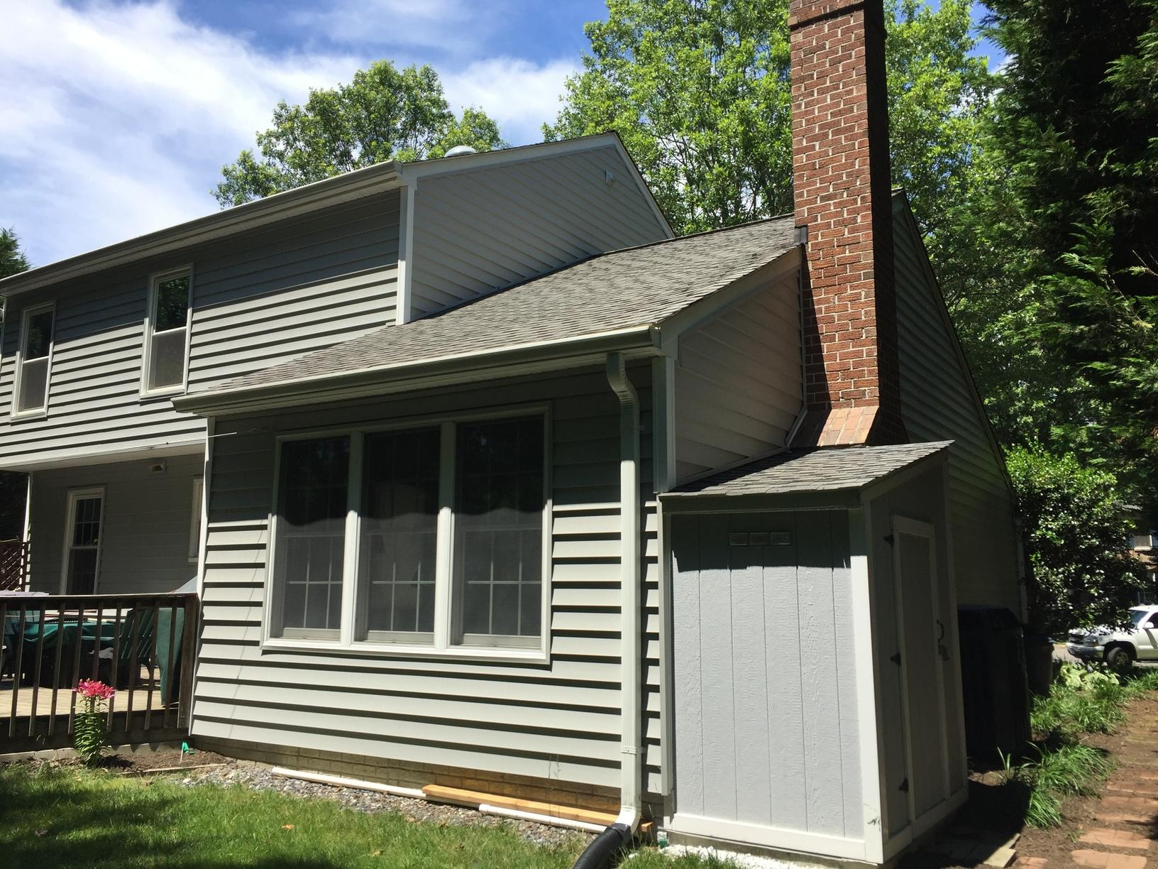 Siding Replacement in Annapolis, MD - After Photo