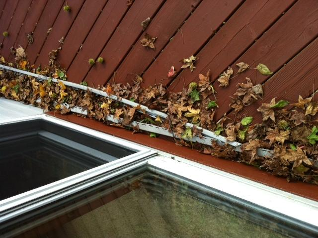 Rake Capping in Brandywine, MD - Before Photo