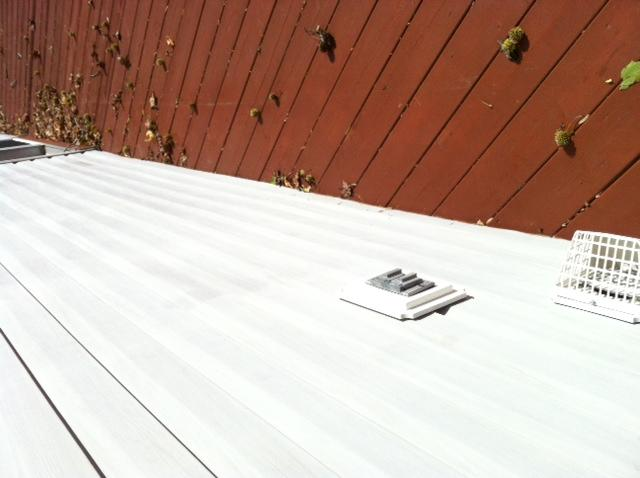 Rake Capping in Brandywine, MD - After Photo